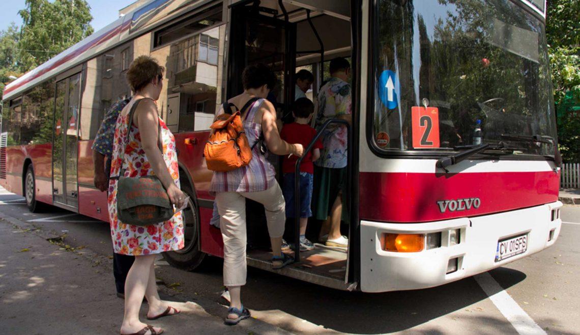 Korszerűsítik Sepsiszentgyörgy tömegközlekedését