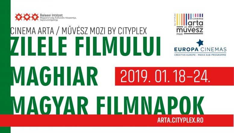 Magyar Filmnapok a Művész Moziban