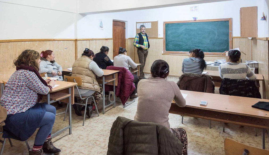 A sepsiszentgyörgyi romák munkaerőpiaci elhelyezkedésének segítése