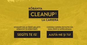 Kőbánya /Cleanup/ La carieră [1] @ Fehér Ház, Őrkő